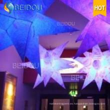 Decoración del partido de la boda de la etapa del acontecimiento del LED Luz inflable encendida de las medusas