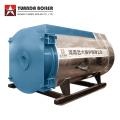 Industrial Lpg Gas Fired 5mw Hot Water Boiler