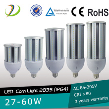 Dimmable 27w-60w led corn bulb