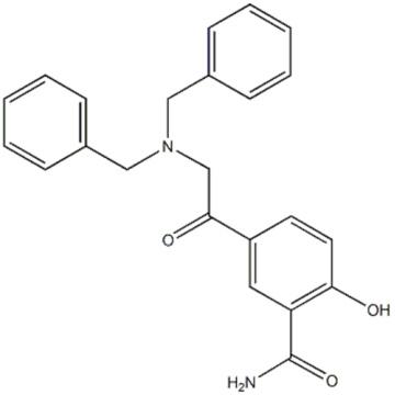 5-(N,N-Dibenzylglycyl)salicylamide CAS 30566-92-8