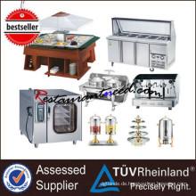 2017 Shinelong Hochwertigen Buffet Ausrüstung