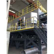 Secador de cinta de acero inoxidable para productos químicos