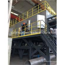 Secador de cinto de aço inoxidável para produtos químicos