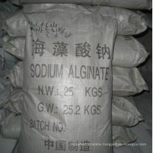 Factory Price Sodium Alginate E401  500 Cps SA Food Grade /Textile Grade