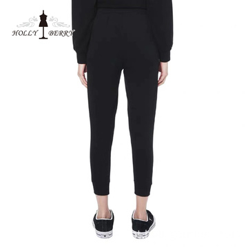Slim Tightfitting Jumpsuit Women Light Calças Calças Jogger Sports Pant