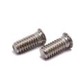 Stainless steel welded stud spot welding screw fastener