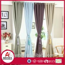Neue, elegante Vorhänge aus 100% Polyester für das Wohnzimmer