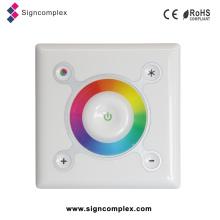 Regulador de la luz de la Navidad del RGB CE RoHS LED del RGB de China RF