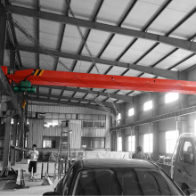 5 ton lifting machine single beam overhead crane