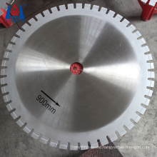 900mm large diamond tip circular saw blade for stone cutting