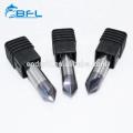 BFL Hartmetall Fresa CNC 45 Grad Fasenschaftfräser