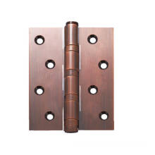 Heavy duty stainless Strap door hinges