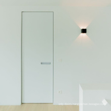 Invisible Interior Doors With Modern Handles