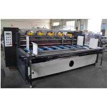 Automatic  Corrugated Cardboard Thin Blade Slitter Scorer Machine