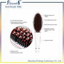 Écran LCD blanc Professionnel Straightener pour cheveux