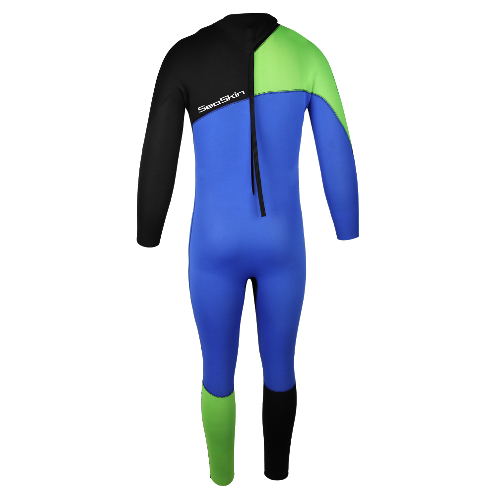 Bright Color Wetsuits