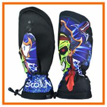 Gant d'hiver en cuir ski en snowboard (32132)