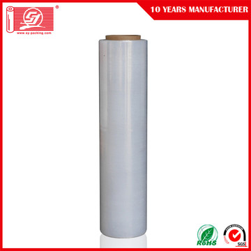 Palet Wrap Hand Machine LLDPE PE Stretch Film