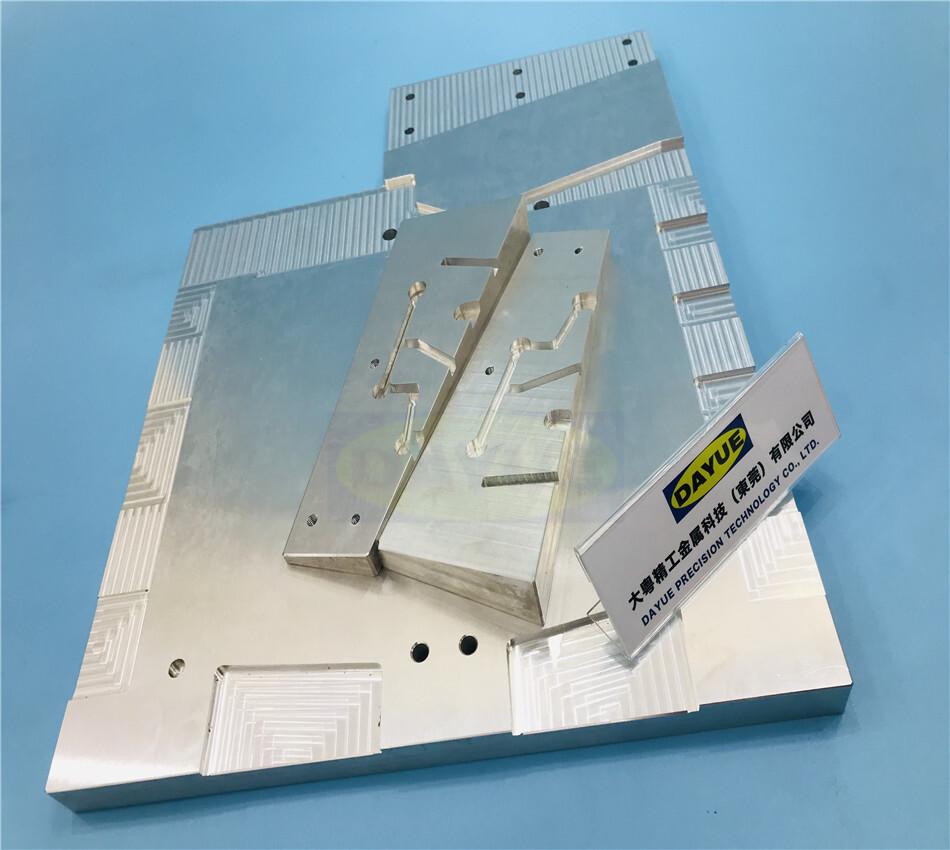 4 Axis CNC Machining