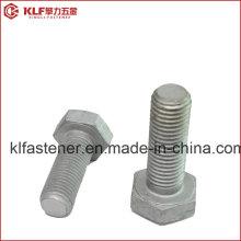 Grau 8.8 Liga de aço de alta resistência Parafuso As1252