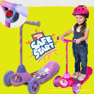Scooter électrique pour enfants avec certification En71 (YVS-L003)