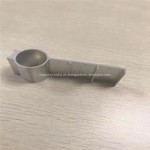 Peça sobressalente de alumínio de usinagem CNC para troca de calor