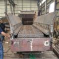 Motor Diesel móvil máquina cortadora de madera