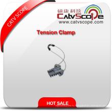 Высокое качество Csp-08 ADSS оптоволоконный кабель натяжной зажим анкерный зажим