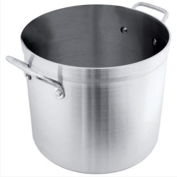 Heavy duty NSF certificate commercial Aluminum stock pot