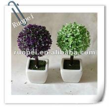 Balle d'herbe solaire jardin décoratif RP0003