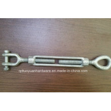 China Manufacture Rigging U. S. Type Eye&Hook Turnbuckle, Drop Forged, Fastener