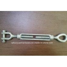 Китай изготовление такелажа U. S. Тип глаз & талрепы крюк, арматурный, крепеж