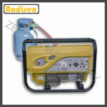 Portable Home Use LPG Gas Generator (set)