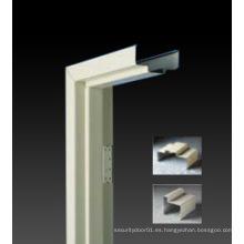 Máquina perfiladora de marco de puerta de acero