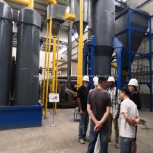 Gasificador de madera para generador de energía de fábrica al por mayor