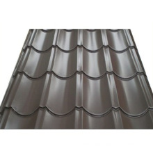 Steel Roof Tile PPGI Color Galvanized Corrugated Sheet