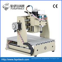 Ce soporte de fresado tallado en madera de la máquina de grabado CNC (CNC3020T)