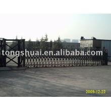automatic expandable gate