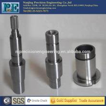 Kundenspezifische CNC-Bearbeitungsstange für Motorradteile, ss316 CNC-Drehteile