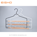 EISHO Multi Layer Wood Metal Trouser Hanger