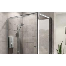 Alumínio para banheiro com estrutura