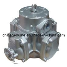 Zcheng High Quality Bennett Flow Meter with Manifold Zcm-50