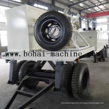 Máquina perfiladora de techo en arco Bohai914-610