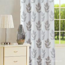 Morden Leave Design Jacquard Vorhang