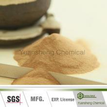 Superfluidificante condensado de formaldehído y formaldehído de sodio y naftaleno (FDN-C)
