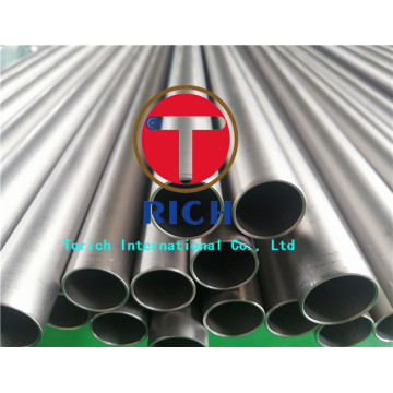 ASTM B862 Gr.2 cold rolled titanium tube