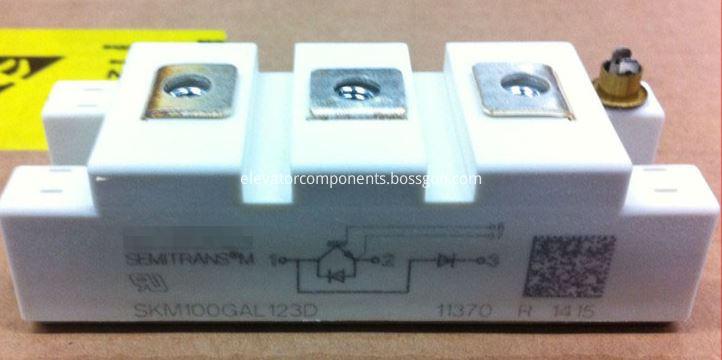 KONE Elevator Drive IGBT Transistor KM265249