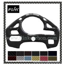 Carbon Fiber Guage Cover of Honda