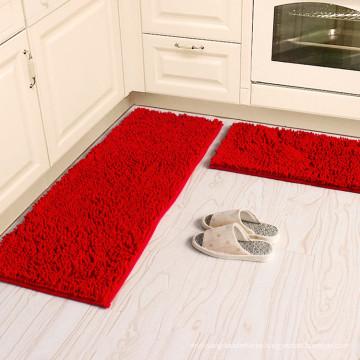 anti-fatigue standing comfort kitchen cushion red floor mat