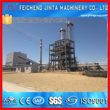 Оборудование для производства спирта / этанола конденсатора 95% -99,9% Машина для перегонки спирта / этанола